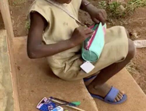 Les enfants du Bénin vous disent MERCI !